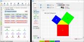 Geometrie - Dreieck, Vierecke, Winkel