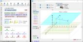 3D-Geometrie - Ebene mit automatisch erzeugten Vektoren